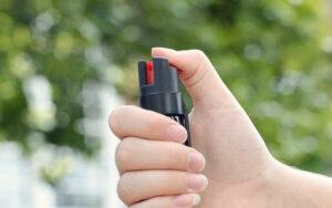 Sprays de pimienta para la autodefensa
